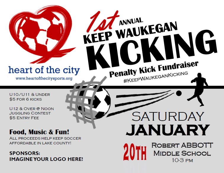 Penalty Kick Fundraiser
