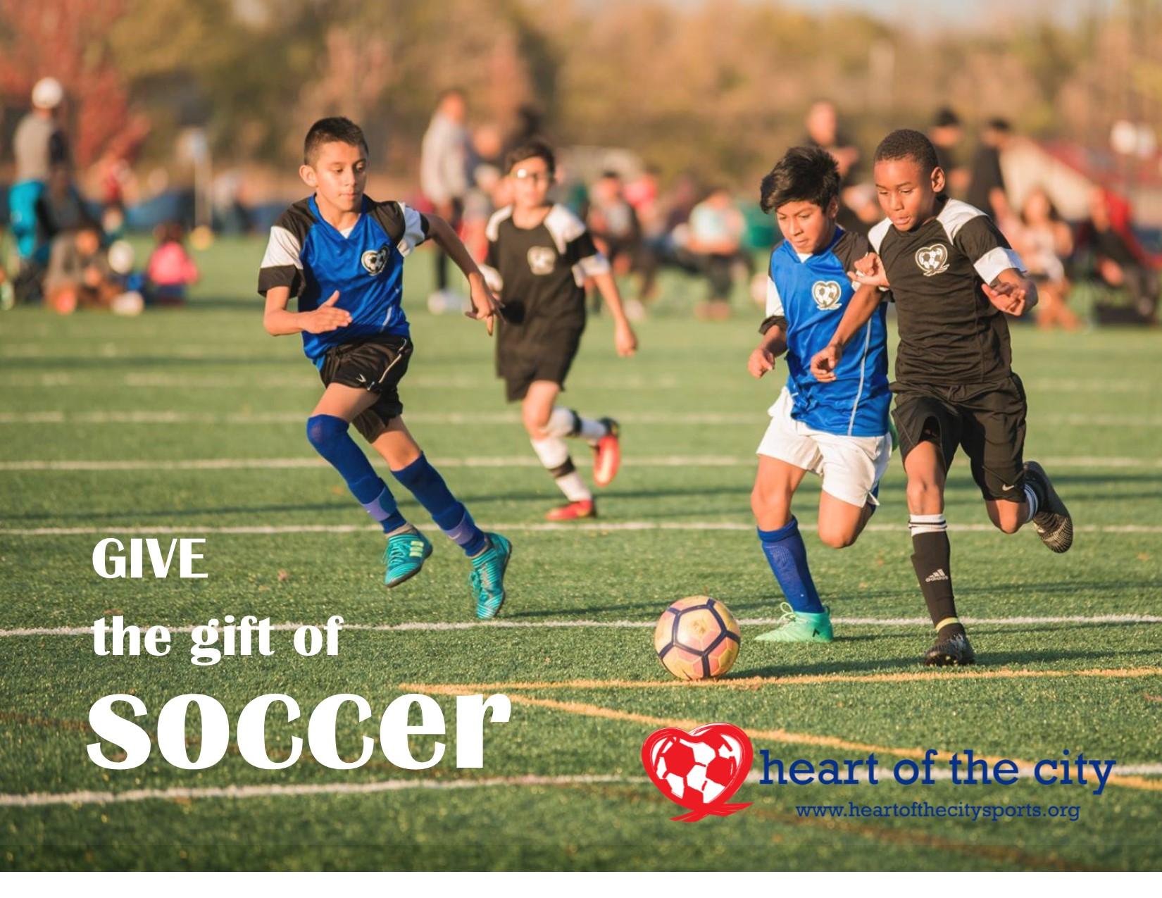 Gift of Soccer