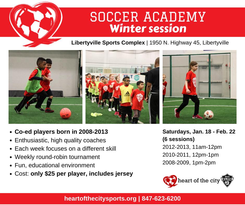 FB- 2020 Winter Soccer Academy